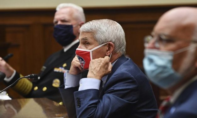 Fauci suddenly runs out of opinions when asked if protests should be limited to control coronavirus