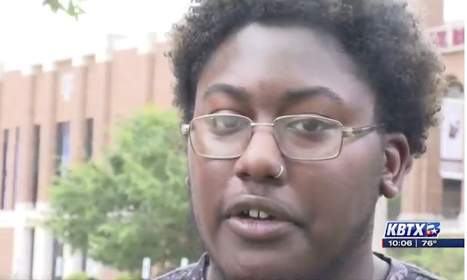 Texas A&M police 'imply' student who reported racist notes placed them there himself