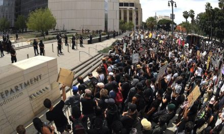Police denied access to LAPD gang database records