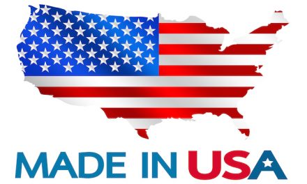 It's possible to buy from Made in America merchants: Home, clothes, food