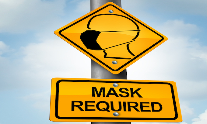 Beware Of The Self-Appointed Mask Police