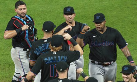 Miami Marlins pause season when 15 players test positive for coronavirus