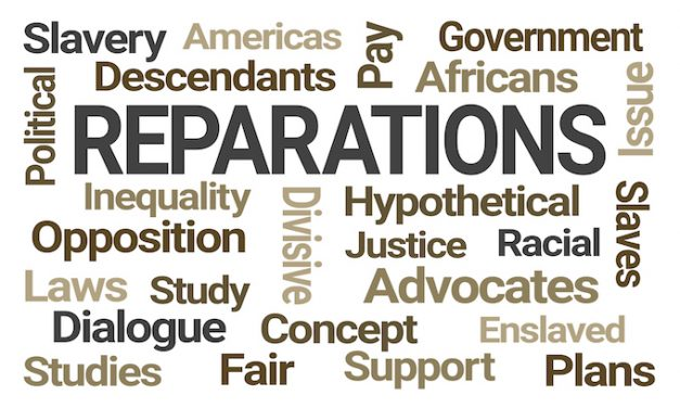 House panel votes to approve legislation for slavery reparations along party lines