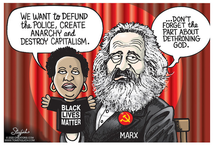 Marxist Useful idiots!