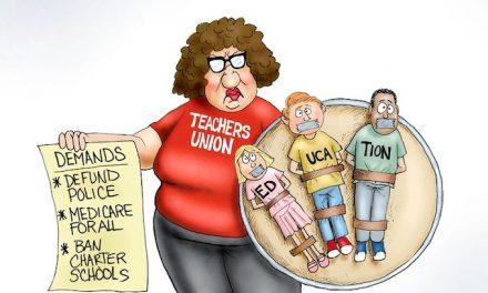 Defund Teacher's Unions
