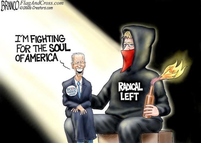 Antifa's Puppet