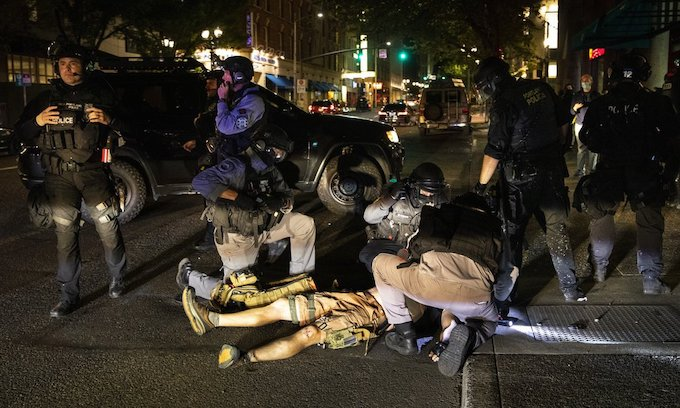 Portland on course to have most deadly spate of violence in years