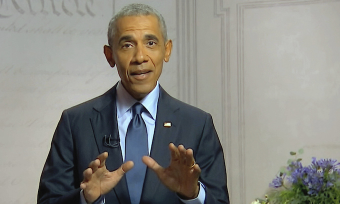 Phony Lines From Barack Obama's Speech