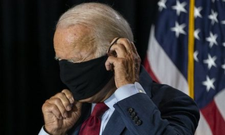 A racist's endorsement of Biden comes as no surprise