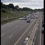 Agitators stage 10 mph rolling blockade between St. Paul and Minneapolis