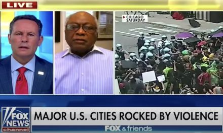 Clyburn refuses responsibility for violent BLM riots in Democrat cities