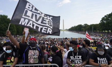 Al Sharpton headlines march in DC for Black Lives Matter