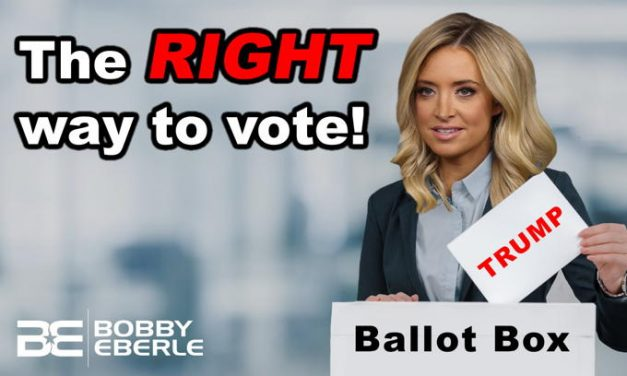 Kayleigh McEnany SLAMS Reporters on Mail In Voting and Voter Fraud