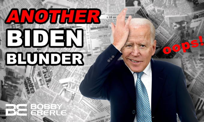 Yep, Joe Biden did it AGAIN! Biden says all Blacks think alike, unlike Hispanics
