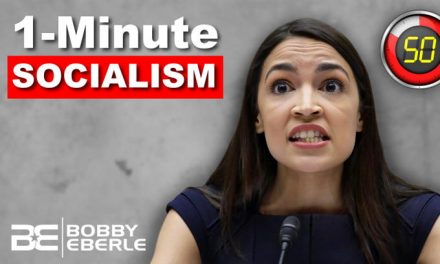 AOC UNLOADS on NBC News after Delivering 1-minute Lesson in Socialism