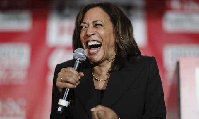 Harris will hurt, not help, Biden campaign