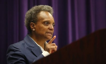 Lightfoot lectures Trump