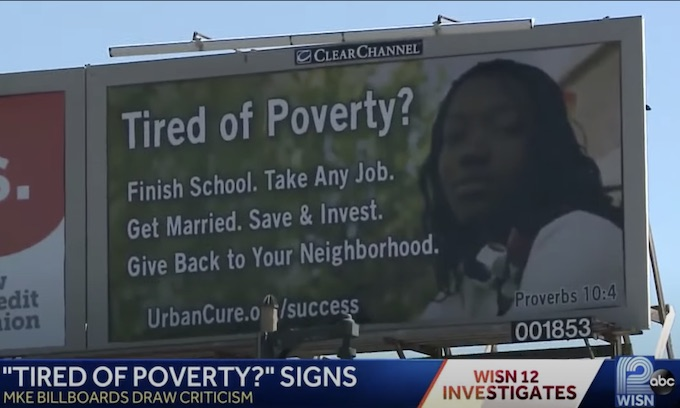 Star Parker's anti-poverty billboards under attack as racist