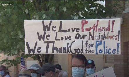 Neighbors unhappy as riots move east into residential Portland