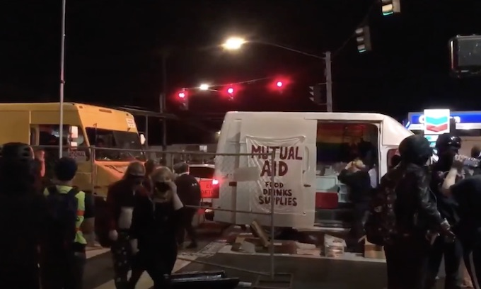 Day 79: Another night, another Antifa, BLM riot in Portland