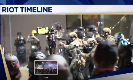 Portland Riot Timeline: On 85th Night 'The Goal Right Now Is To Disrupt The Peace'