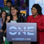 Rashida Tlaib claims win in 2020 Michigan primary against Brenda Jones