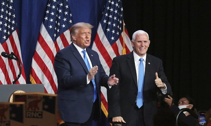 RNC has Trump-Pence ticket off and running
