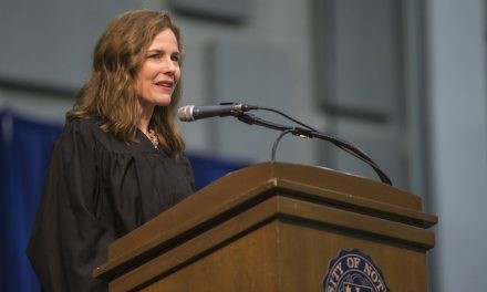 Reports: Trump to name Amy Coney Barrett as Supreme Court nominee today
