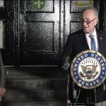 Odd Pairing: Senate Minority Leader Schumer appears with freshman Ocasio-Cortez to oppose new Supreme Court justice