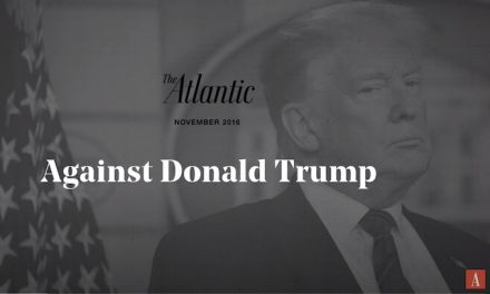 The Hyperbolic, Hyperpartisan Atlantic Magazine