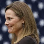 Supreme Court nominee Amy Coney Barrett meets with Senate Republicans