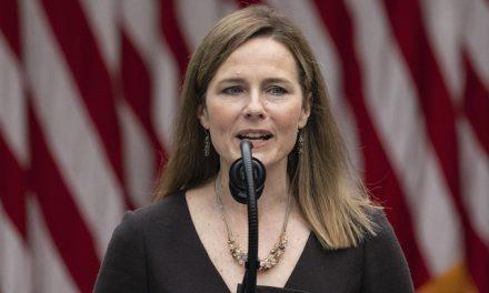 Senate Judiciary Republicans advance Barrett nomination despite Democrats' boycott