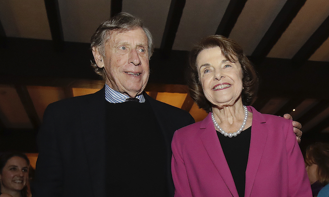 Dianne Feinstein's husband identified as UC regent who recommended less qualified student