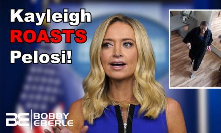 Kayleigh McEnany ROASTS Nancy Pelosi over Hair Salon Visit; Pelosi Claims Set Up