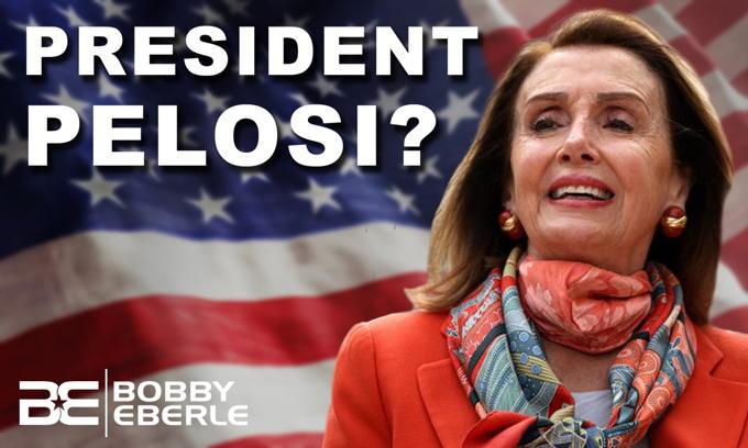 President Pelosi? CRAZY 2020 Election Scenario could put Nancy Pelosi in the White House