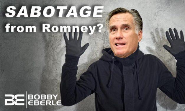 Will Mitt Romney SINK Trump's Supreme Court Nominee?