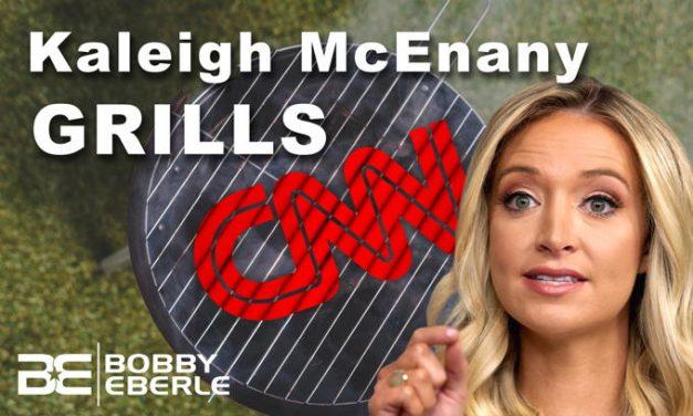 Kayleigh McEnany GRILLS CNN host over Breonna Taylor, Daniel Cameron comments