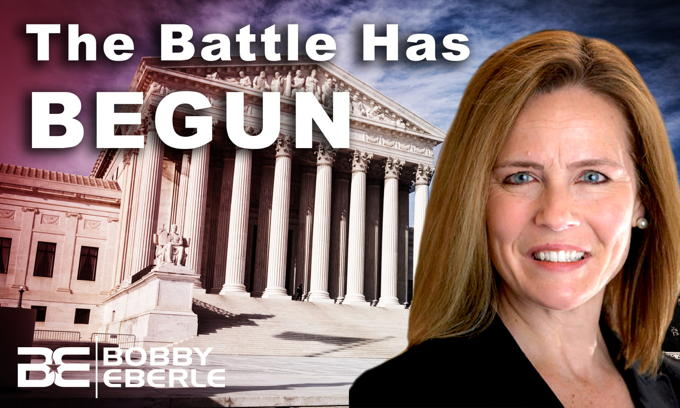 What's next? Amy Coney Barrett Called 'White Colonizer' as Supreme Court Attacks Begin