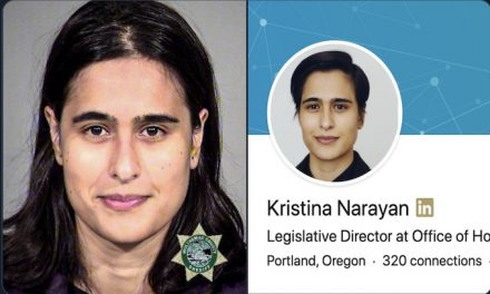 Arrest of Oregon political figure for 'interfering' with Portland police calls new attention to the offense