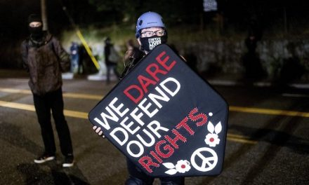 Ongoing Portland riots reach 100 consecutive days this weekend