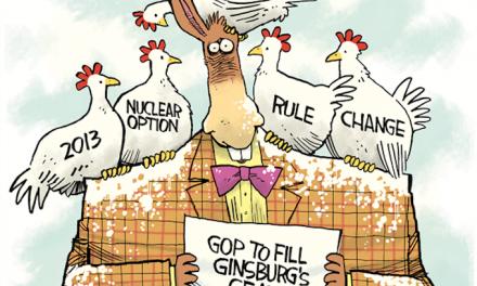 Harry Reid's Chickens