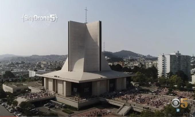 Coronavirus restrictions 'mocking God' in San Francisco, says Catholic archbishop
