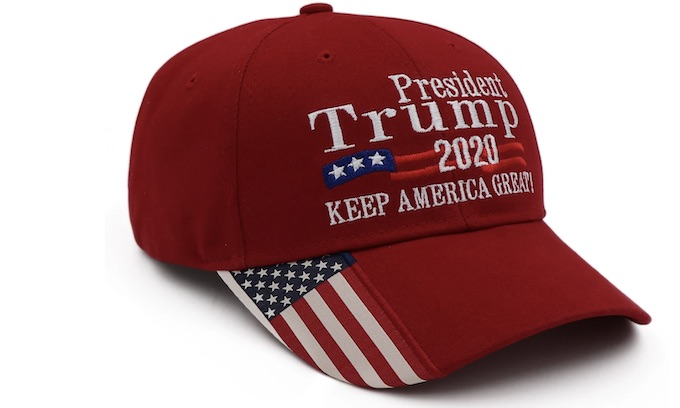 Man fired over Trump 2020 hat claims double standard