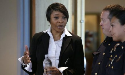 Dallas Police Chief Hall announces she intends to resign at year's end