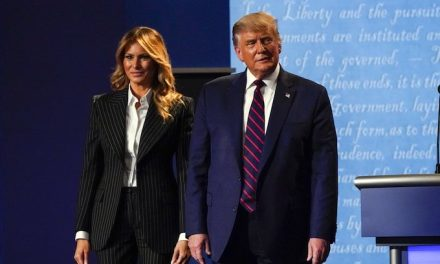 Trump Taken To Walter Reed Hospital  Out of Abundance Of Caution — President and first lady test positive for COVID-19
