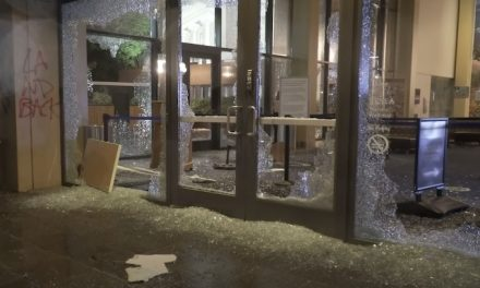 Portland: 'Day of Rage' as rioters destroy statues, attack historical society