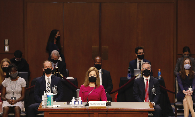 Barrett Confirmation Hearings: Democrats Predictably Disgrace Themselves