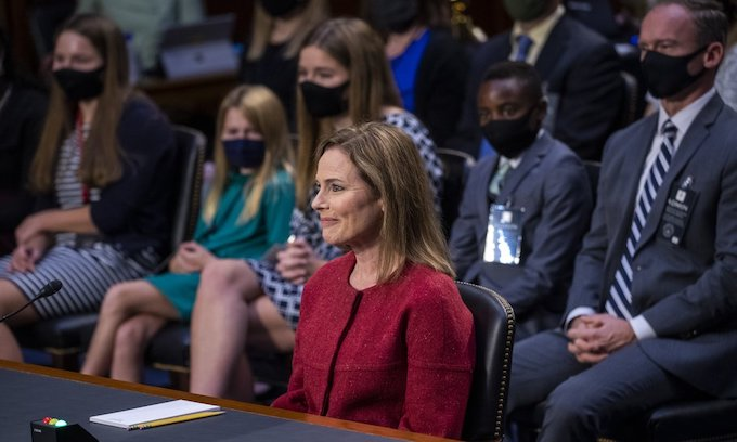 Witnesses to testify at final day of hearings for Amy Coney Barrett