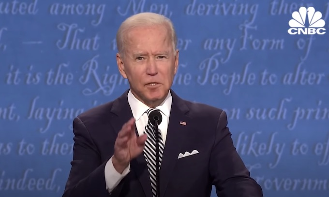 'Lie of Year' resurrected by Biden, disproven by millions