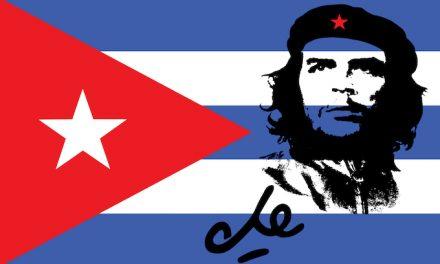 Che Guevara and Hemingway